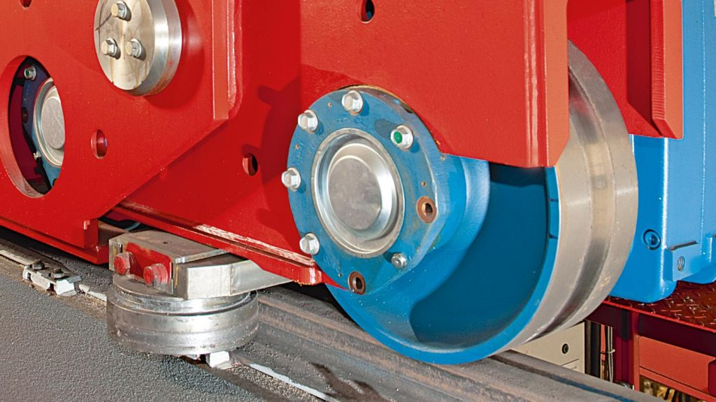 Crane Motor Parts | Demag Replacement | Crane Components